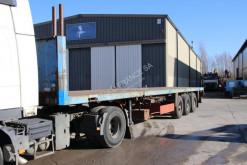 Samro flatbed semi-trailer uitschuifbaar/extensible/exten