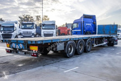Samro PLATEAU semi-trailer used flatbed