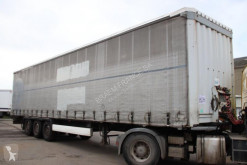 Krone SD semi-trailer used box