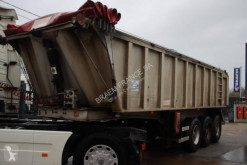 Benalu BENNE ALU semi-trailer used tipper