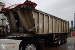 Benalu tipper semi-trailer ALU + + BACHE