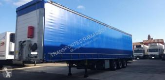 Schmitz Cargobull tarp semi-trailer SCS