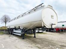 Полуремарке Acerbi 43-9 - Aluminium - SAF - ADR 10/2021 цистерна петролни продукти втора употреба