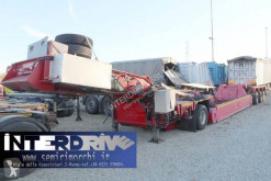 Capperi heavy equipment transport semi-trailer carrellone culla allungabile 4 assi