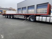 Semirremolque caja abierta Pacton TXL 339, Alu Bordwand, Rungen, TUV, Hard-wood Floor.