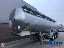 Semirremolque cisterna Magyar SRP 3 MEB - IBEX PUMP
