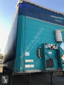 Semi remorque savoyarde Schmitz Cargobull SCS