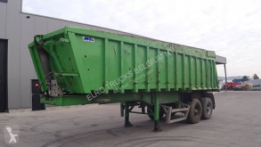 Semirremolque MOL KS85/20T/37ST (BELGIAN TRAILER / DRUM BRAKES / 38M³ / CHASSIS AND TIPPER FROM STEEL) volquete usado