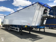 Fruehauf semi-trailer used cereal tipper
