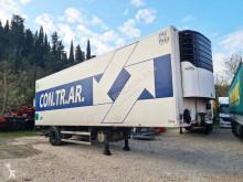 Bartoletti SEMIRIMORCHIO, FRIGORIFERO, 1 assi semi-trailer used refrigerated