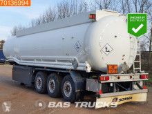 Полуремарке LAG GSA 24 40.000Ltr. 5 Comp Pump Counter / ADR Fuel Benzin цистерна химични продукти втора употреба
