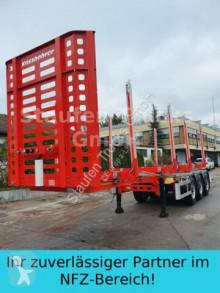 Semitrailer Kässbohrer XS RT-FB MAXIMA Langholz SANH NEU! ExTe Runge sulky begagnad