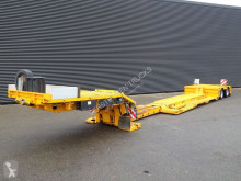 Semi remorque porte engins Nooteboom Euro 36-02 / AGRI / EXTENDABLE / ROMOVABLE NECK