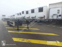 Semi remorque Lecitrailer Porte-conteneurs (droit) porte containers occasion