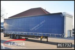 نصف مقطورة Schmitz Cargobull SCS 10 x 18, Mega, VARIOS, HU 11/2021 مغطاة مستعمل