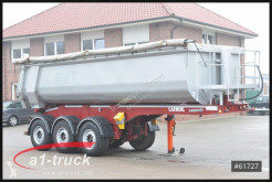 Semi remorque Carnehl CHKS/HH Stahlmulde 27m³ SAF Hardox Allrad benne occasion