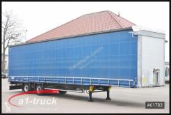 نصف مقطورة Schmitz Cargobull SCS 10 x 18, Mega, VARIOS, HU 12/2021 مغطاة مستعمل