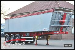 Semi remorque benne Schmitz Cargobull Kroeger Lift 42m³ Pendelklappe