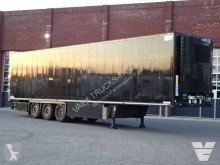 Schmitz Cargobull SCB*S3B - Carrier Vector 1950 - Hooks / Rohrbahnen / Vleeshang - ATP semi-trailer used mono temperature refrigerated