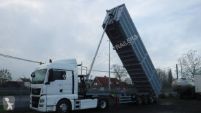 Stas scrap dumper semi-trailer 60m3