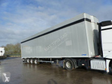 Lecitrailer semi-trailer used double deck box