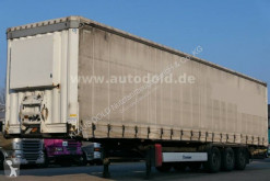 Krone Paper Liner SD semi-trailer used tarp