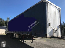 Invepe semi-trailer used tautliner