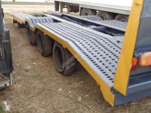 Montenegro RPV-36C PORTAVEHICULOS semi-trailer used car carrier