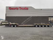 Semi reboque porta máquinas Nooteboom EURO-107-25 2+5 EXTENDABLE LOWLOADER/TIEFLADER/DIEPLADER