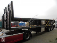 Kromhout 3AO 16-27 BPW semi-trailer used flatbed