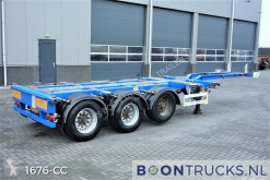 Pacton container semi-trailer T3-010 | 2x20-30-40-45ft HC * MULTI CHASSIS