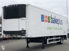 Semi remorque frigo mono température Heiwo CITY KOEL TRAILER / CARRIER VECTOR 1800 MT / STUUR-AS
