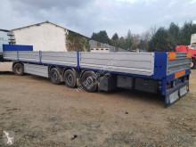 Fruehauf dropside flatbed semi-trailer