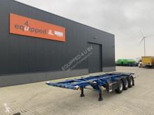Groenewegen 20FT/30FT, ADR (EX/II, EX/III, OX, FL, AT), ALCOA, NL-Chassis , GVW: 41.000kg semi-trailer used