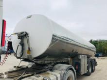 Magyar VO 0058 - POUR STOCKAGE - CITERNE ALIMENTAIRE 26000 LITRES semi-trailer used tanker