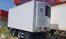 Lecitrailer LTRC-2E FRIGO FRC 2 EJES semi-trailer used refrigerated