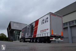 Semitrailer Kässbohrer K.SCS flexibla skjutbara sidoväggar ny