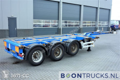 Semiremorca transport containere Pacton T3-010 | 2x20-30-40-45ft HC * MULTI CHASSIS
