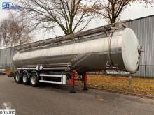 Semirimorchio Maisonneuve Chemie 32428 liter, 4 bar, 125c, Isolated tank cisterna usato