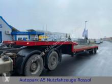 Liscka & Mueller SAT2/2080 Tieflader BPW-Achsen heavy equipment transport used