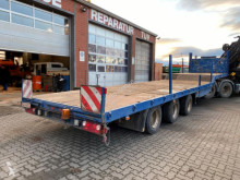 Peki Tiefladerauflieger semi-trailer used heavy equipment transport