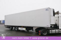 Semitrailer kylskåp Krone SZ CITY KÜHLER TRIDEC / LBW 2000 kg / CARRIER