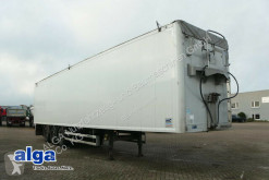 Semi remorque Knapen K 100, 92m³, 10mm Boden,SAF-Achsen, Luft-Lift fond mouvant occasion