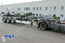 Trailer chassis Fliegl SDS 380/ 20,30,40,45 Fuß Container, Luft-Lift