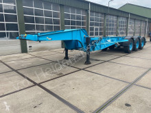 Trailer Burg BPO 20FT container chassis | ADR tweedehands containersysteem