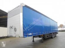 Semirimorchio Schmitz Cargobull S01 Teloni scorrevoli (centinato) usato