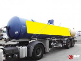 ETA tanker semi-trailer Oplegger Arosage/water Sprider
