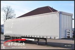 Semitrailer Krone SD Tautliner, Megatrailer, TÜV 08/2021 flexibla skjutbara sidoväggar begagnad