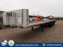 Schmitz Cargobull SCS semi-trailer used flatbed