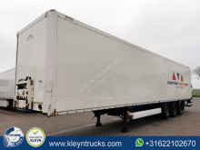 Krone SKD 27 semi-trailer used box